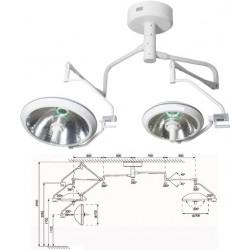 Одно Рефлекторная бестеневая операционная лампа 700/500