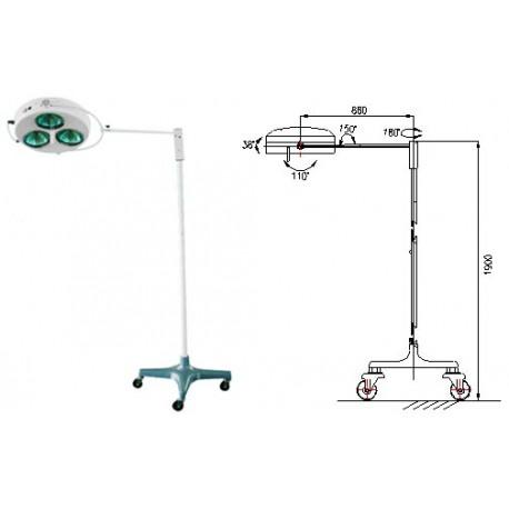 Операционная лампа холодного свечения 01-3