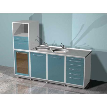 Стерилизационный мебельный комплект-M33