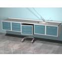 Комплект мебели настенный T01
