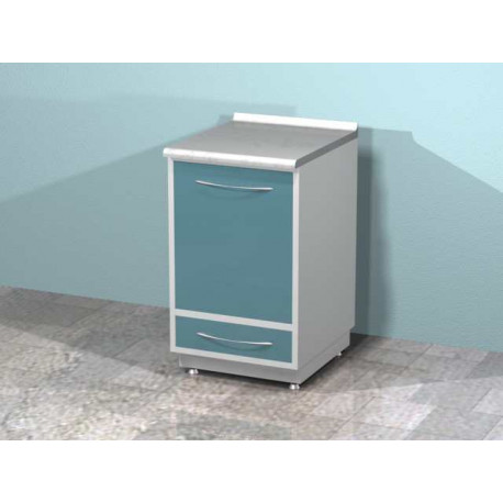 Медицинская тумба со встроенным холодильником AR 03