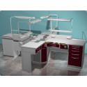 Стол зуботехнический AR E32