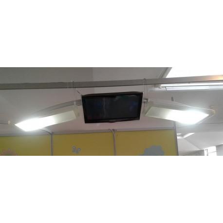 Стоматологический светильник Дуэт ДСО-2 х 576- 001