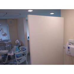 Рентгенозащитная ширма передвижная